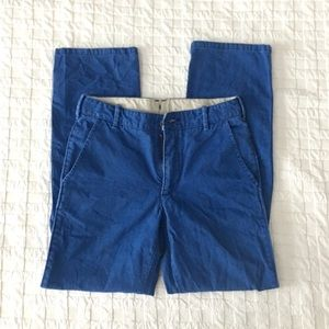 GAP Boy's Blue Pants 12 Reg. • VGUC